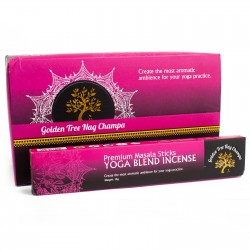 Golden Tree Nag Champa - Yoga
