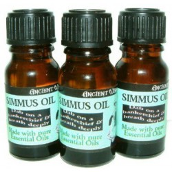 Olej Simmus 10 ml fľaška