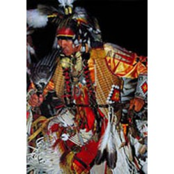 AMERICAN INDIANS - Tradition Of Pow-Wow Kiowa