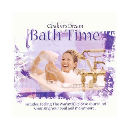 BATH TIME - CHAKRA'S DREAM