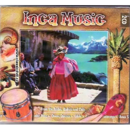 cd INCA MUSIC (2cd-set)
