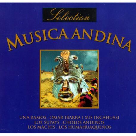 cd MUSICA ANDINA (2-CD set)