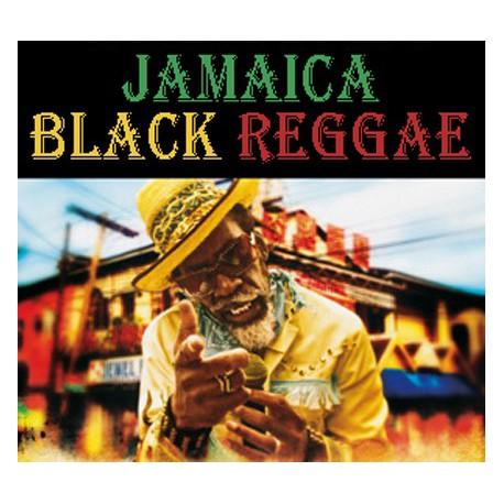 JAMAICA - BLACK REGGAE