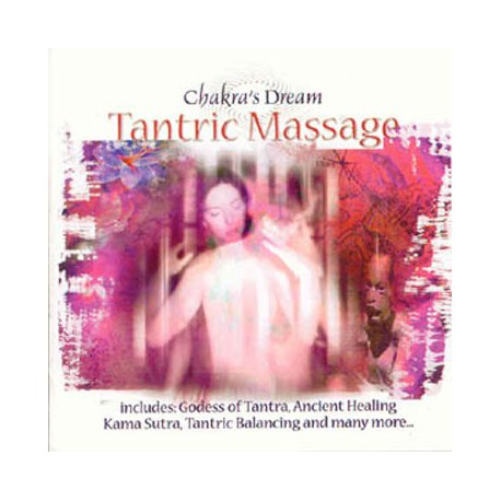 TANTRIC MASSAGE - Chakra's Dream