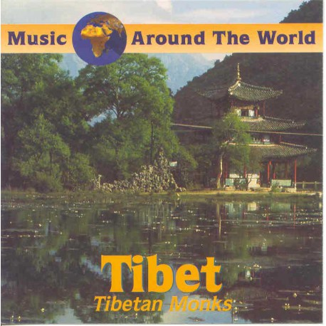 TIBET - MUSIC AROUND THE WORLD