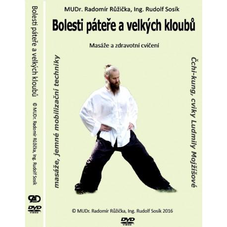 DVD BOLESTI PÁTEŘE A VELKÝCH KLOUBŮ 2