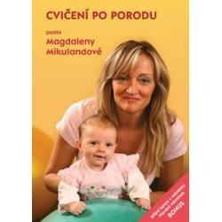 DVD Cvičení po porodu