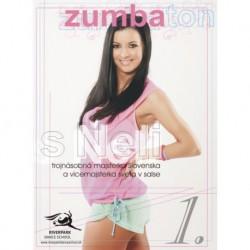 dvd Zumba s Neli I.