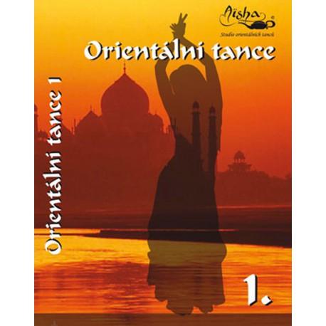 DVD: Orientální tance 1. - Začátečnice