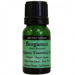 Bio Esenciálny Olej Bergamot 10ml