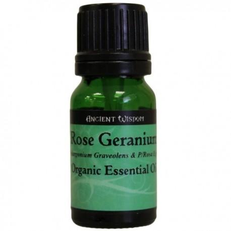 Rose Geranium Bio Esenciálny Olej 10ml