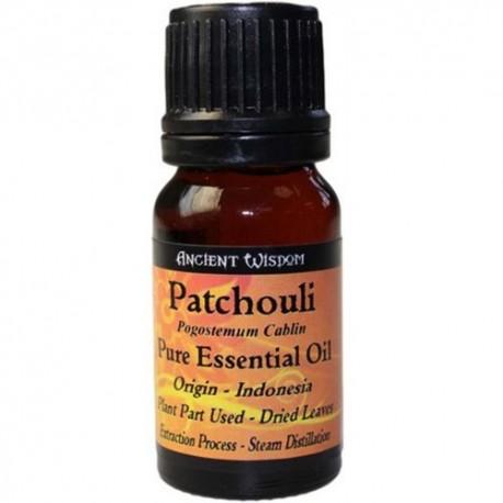 Patchouli Esenciálny Olej10 ml