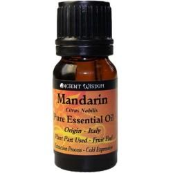 Mandarinka Esenciálny Olej 10ml