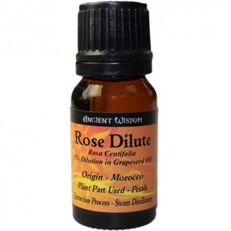 Rose Dilute Esenciálny Olej 10 ml