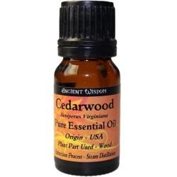Cédrové Drevo Esenciálny Olej 10 ml