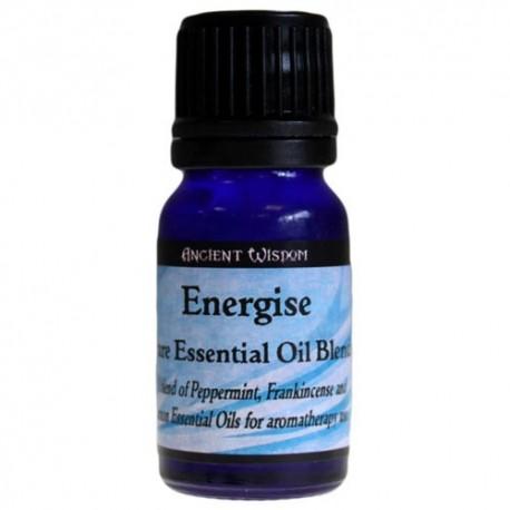Energise Zmes Esenciálnych Olejov - 10ml