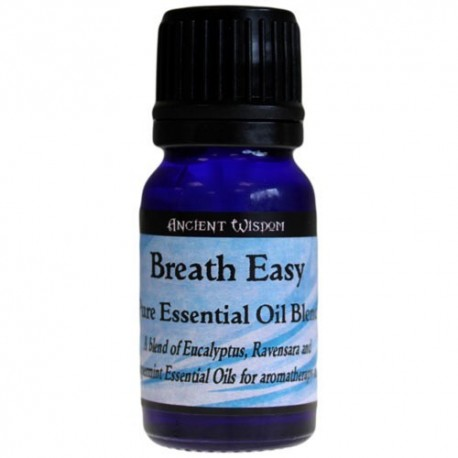 Breathe Easy Zmes Esenciálnych Olejov - 10ml
