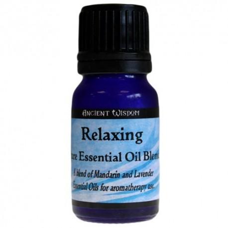 Relaxačná Zmes Esenciálnych Olejov - 10ml