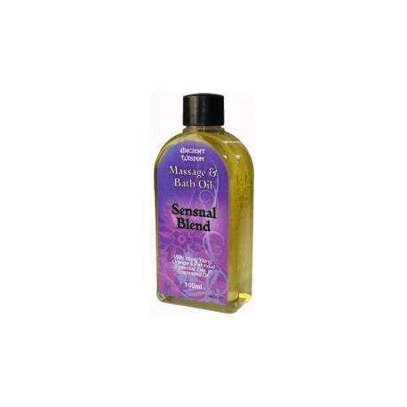 Senzuálny Masážny Olej - 100ml