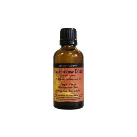 Kadidlo (Dilute) Esenciálny Olej 50ml