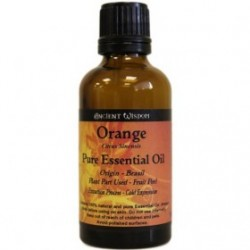 Pomaranč Esenciálny Olej 50ml