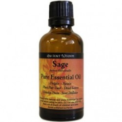 Šalvia Esenciálny Olej 50ml