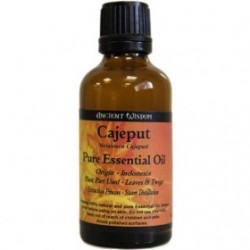 Cajeput Esenciálny Olej 50ml
