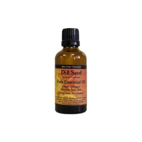 Kôprové Semeno Esenciálny Olej 50ml