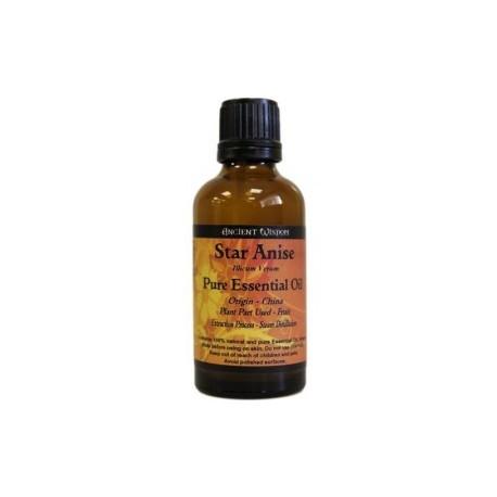 Aníz Esenciálny Olej 50ml