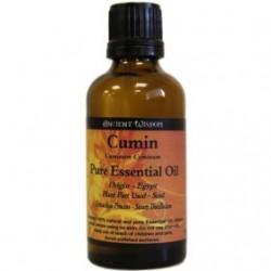 Kmínové Semeno Esenciálny Olej 50ml