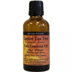 Lemon Tea Tree Esenciálny Olej 50ml