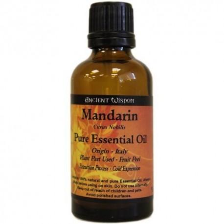 Mandarinka Esenciálny Olej 50ml