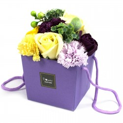 Mydlové Kvety - Fialová Záhrada