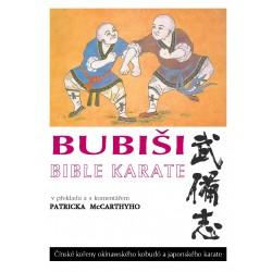BUBIŠI / BUBISHI - Bible karate