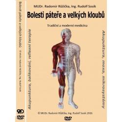 DVD Bolesti páteře a velkých kloubů 1