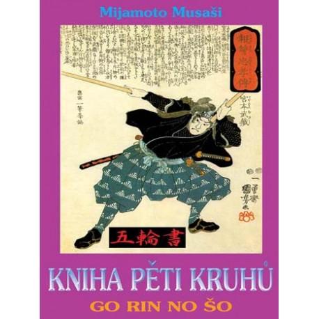 Kniha pěti kruhů - Musaši (nové vyd.)
